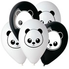 """Шар латексный 14"""" «Панда», 2-сторонний, пастель, набор 25 шт., МИКС - фото 953878"""