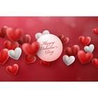 """Фотобаннер 300 х 200 см, с фотопечатью """"День Святого Валентина"""""""