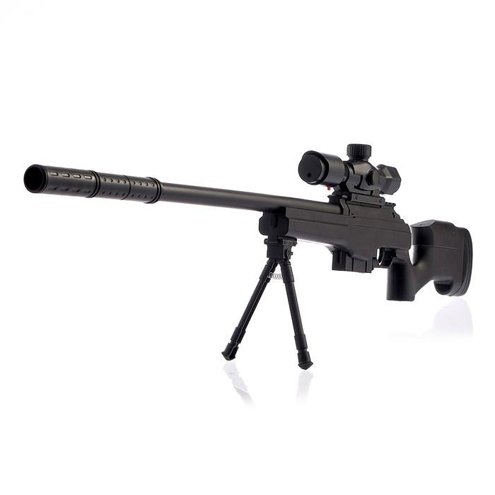Снайперская винтовка «Профессионал», с лазерным прицелом
