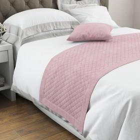 Покрывало - саше «Ибица», размер 70 х 140 см, цвет розовый