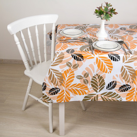 The oilcloth a dining room non-woven fabric (roll 20 metres), width: 137cm, thickness 0.08 mm
