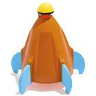 Игрушка-брызгалка «Ракета», 52257 Bestway - фото 105575346