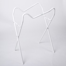Подставка под ванночку 102 см., универсальная, цвет белый