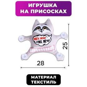 """Avtokraska on suckers """"Run, race, flyin'"""", raccoon"""