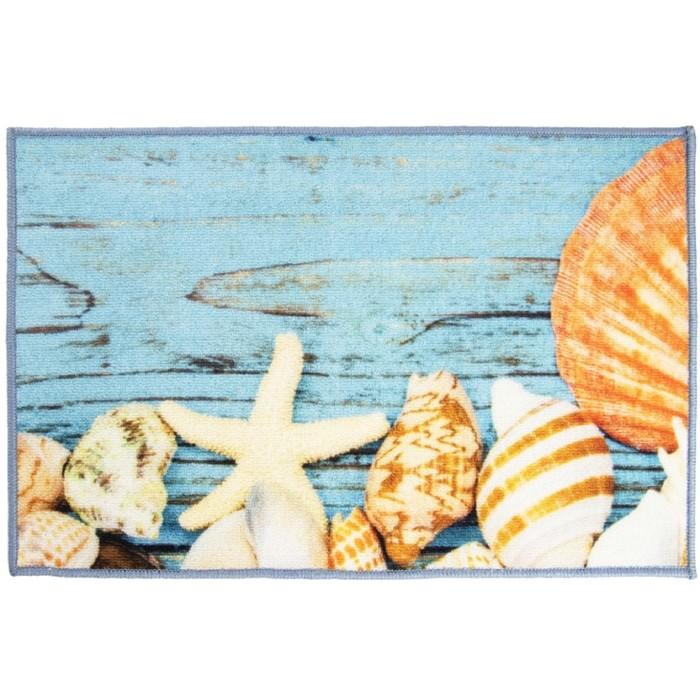 Коврик «Розетта Дижитал», размер 50 × 80 см - фото 7929353