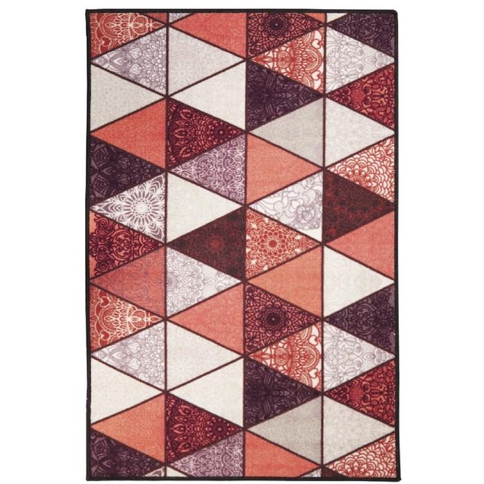 Коврик «Розетта Дижитал», размер 50 × 80 см - фото 7929358