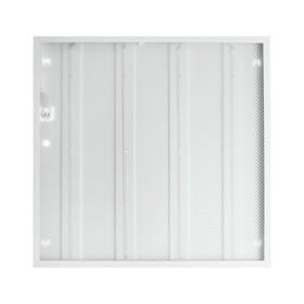 Панель светодиодная ультратонкая REV LP Slim Quadro, 36 Вт, 6500 К, 3060 Лм