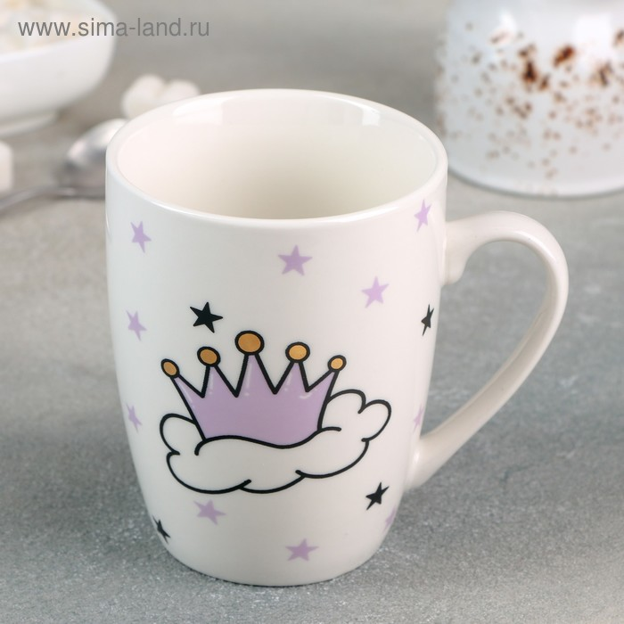 "Mug ""Princess"" 350 ml 12,5x8,8x10,5 cm"