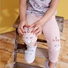 """Леггинсы для девочки KAFTAN """"Happy"""" р.34 (122-128), розовый - фото 105571380"""