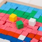 """Мозаика. Цветные кубики """"Мир девчонок"""" - фото 1040376"""