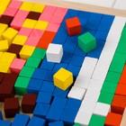 Мозаика. Цветные кубики «Животные фермы» - фото 105526933
