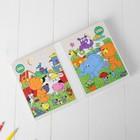 Книжка-пазл «Мишки на кухне» 2,2×14,5×17,5 см - фото 1037183