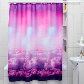{{photo.Alt || photo.Description || 'Штора для ванной комнаты «Небо», 180×180 см, полиэстер'}}