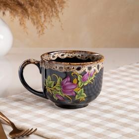 "Чашка ""Лотос"", 450 мл, микс"