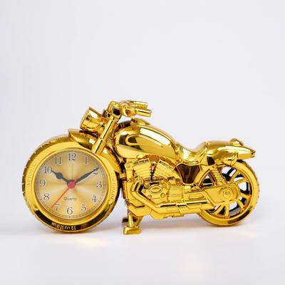 "Будильник ""Чоппер"", часы на колесе, микс 13х22 см"