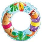 """Круг для плавания """"Океан"""", d=61 см, от 6-10 лет, микс 59242NP INTEX"""