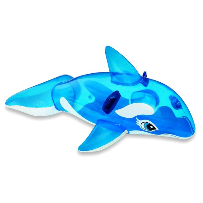 Игрушка для плавания «Кит», 152 х 114 см, от 3 лет, 58523NP INTEX