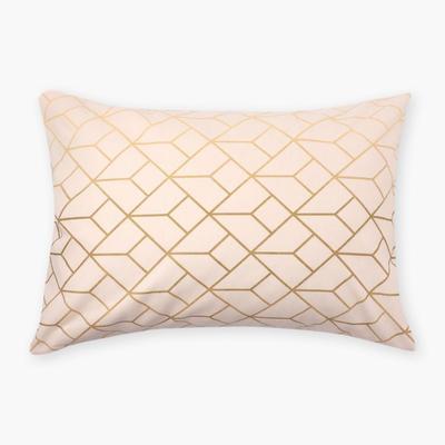 Pillowcase Ethel Grid, 50x70 ± 3 cm, 100% cotton, calico 125 g/m2