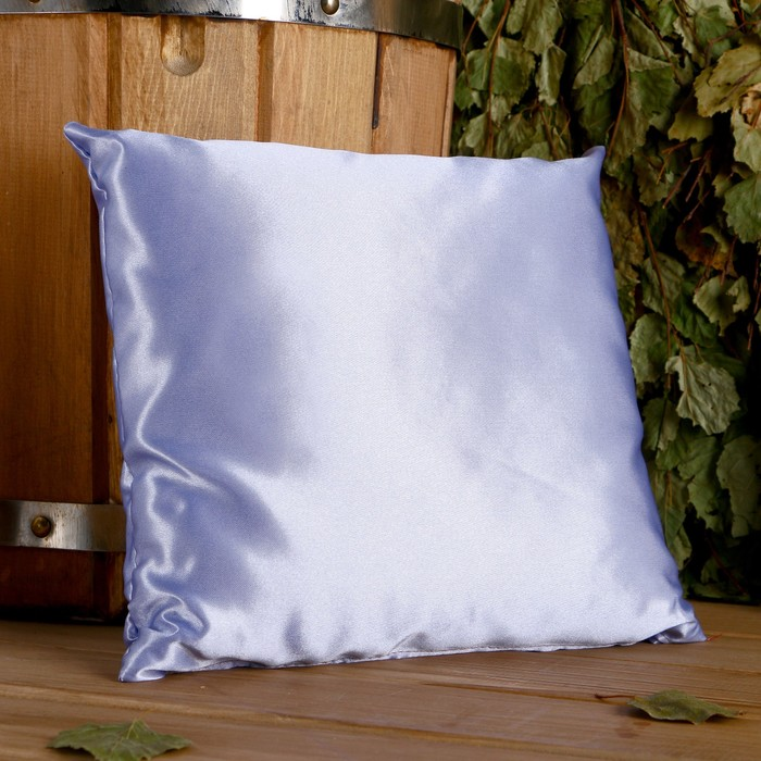 Подушка сувенирная, 22×22 см, хмель,липовый цвет