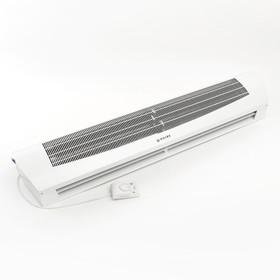 Тепловая завеса Daire ST 915, 380 В, 4500/9000 Вт, выносной пульт, ТЭН, белый