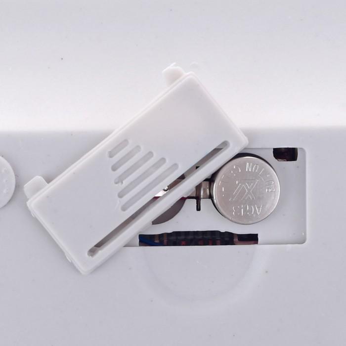 Калькулятор настольный, 8-разрядный, MS-316, двойное питание - фото 408710016