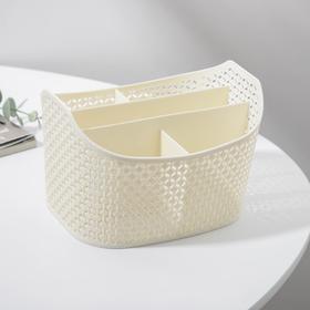 Storage basket, 18.3h14.2x11.7 cm, MIX color
