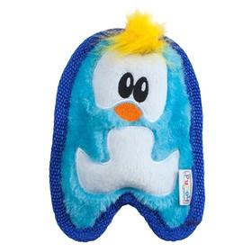 """Игрушка OH Invinc Mini """"Пингвин"""" для собак, без наполнителя, 17 см"""
