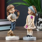 "Souvenir Polyresin ""Girl-girl"" MIX 13х5,5x4 cm"