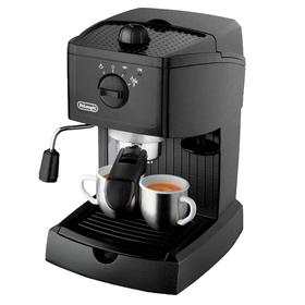 Кофеварка Delonghi EC 146 B, рожковая, 1050 Вт, 1 л, молотый, чёрная