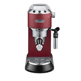 Кофеварка Delonghi EC 685 R, рожковая, 1300 Вт, 1.1 л, красная