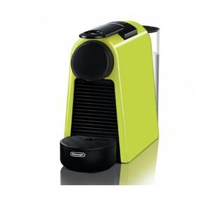 Кофеварка Delonghi EN 85 L, капсульная, 1260 Вт, 0.8 л, чёрно-зелёная
