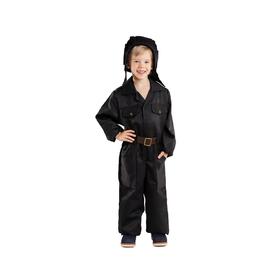 Карнавальный костюм «Танкист», комбинезон, ремень, шлем, 3-5 лет, рост 104-116 см