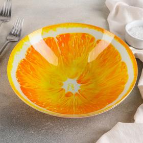 {{photo.Alt || photo.Description || 'Салатник Доляна «Сочный апельсин»,d=22 см'}}