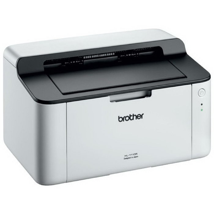 Принтер, лаз ч/б Brother HL-1110R, A4