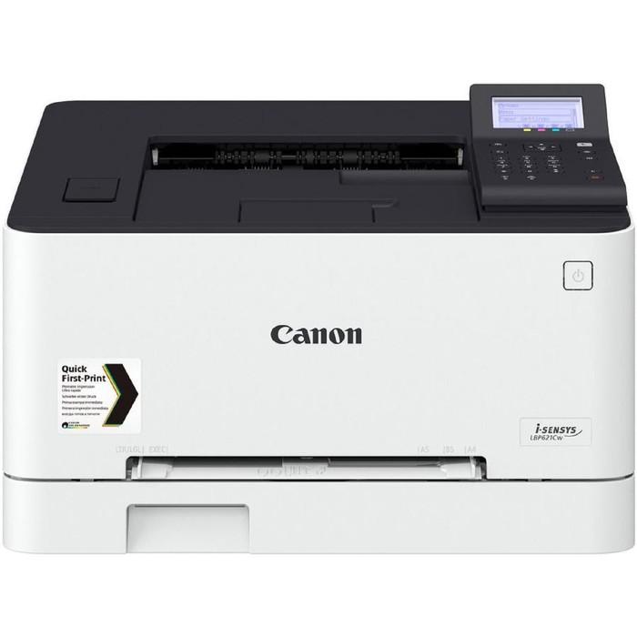 Принтер, лаз цв Canon i-Sensys Colour LBP621Cw (3104C007), A4, WiFi