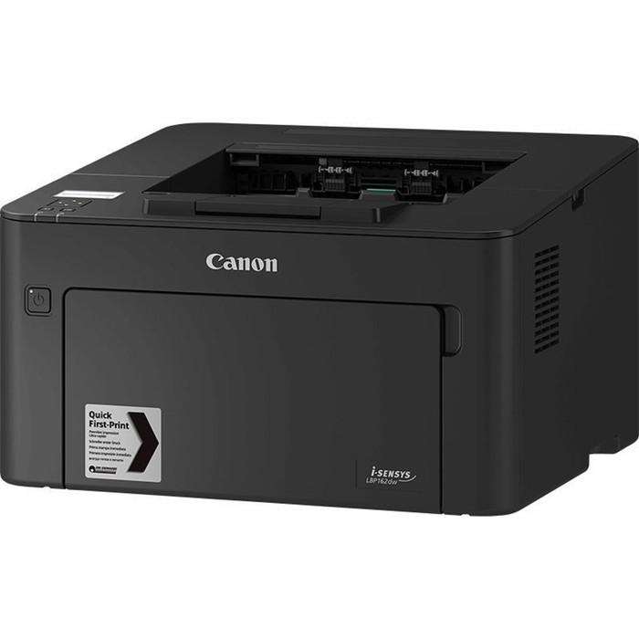 Принтер, лаз ч/б Canon i-Sensys LBP162dw (2438C001), A4, WiFi