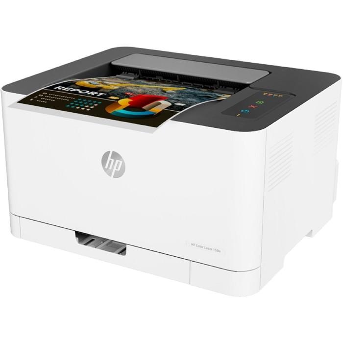 Принтер, лаз цв HP Color LaserJet Laser 150a (4ZB94A), A4