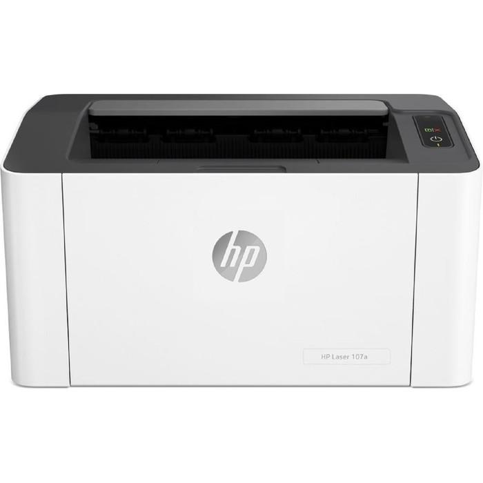 Принтер, лаз ч/б HP Laser 107a (4ZB77A), A4