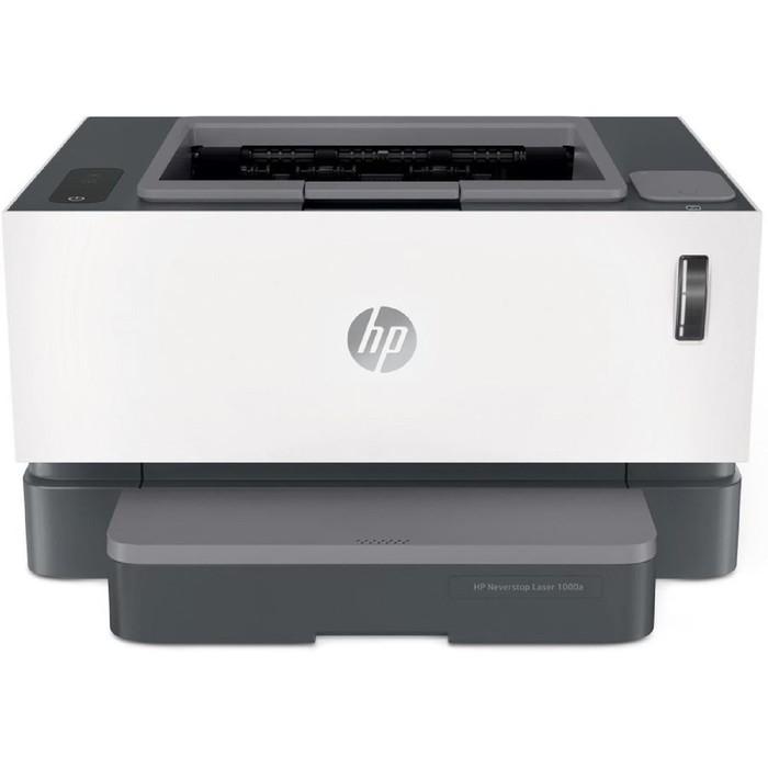 Принтер, лаз ч/б HP Neverstop Laser 1000a (4RY22A), A4
