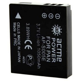 Аккумулятор для фото и видеокамер AcmePower AP-S005E