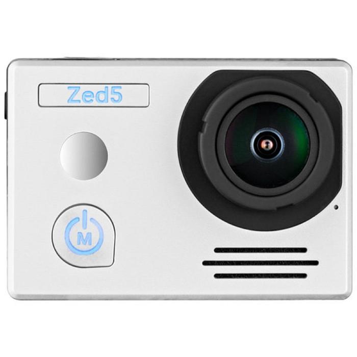 Экшн-камера AC Robin ZED5, 1xExmor, R CMOS, 12мп, серебристый