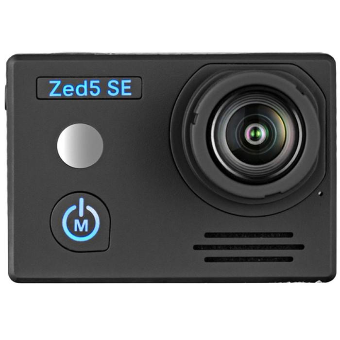 Экшн-камера AC Robin ZED5 SE, 1xExmor, R CMOS, 12мп, черный