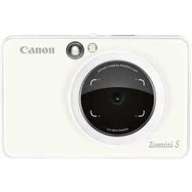 Фотоаппарат Canon Zoemini S, 8мп, microSDXC, белый