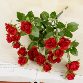 "A bouquet of ""Roses mini cluster"" 3*21 cm, mix"
