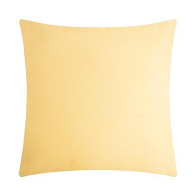 Pillowcase 70*70 Ethel,Col. yellow, calico, 125 gr/m2,100% cotton