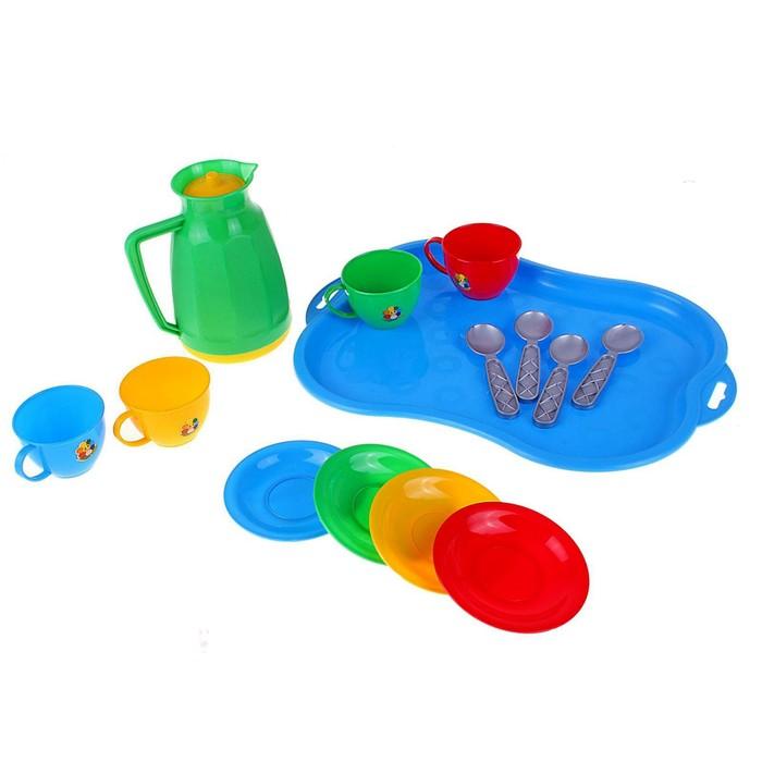 """Набор посуды """"Маринка"""", 14 предметов"""