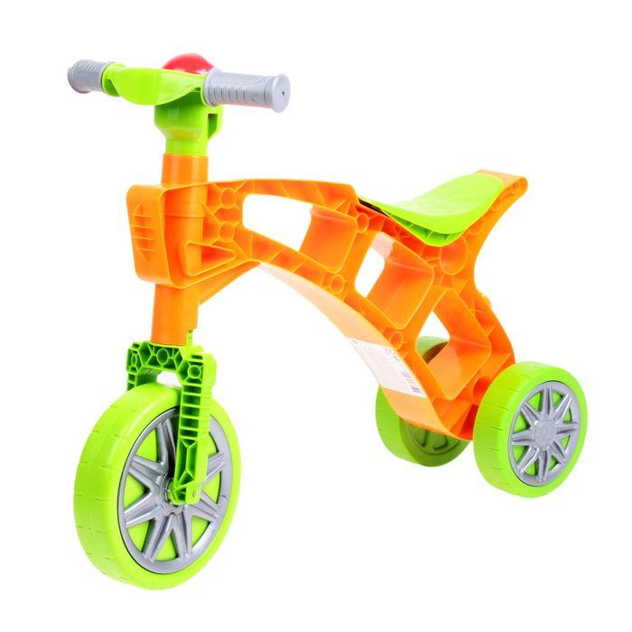 Игрушка «Ролоцикл», МИКС