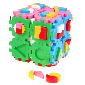 Куб «Умный малыш. Супер логика»