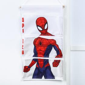 Кармашки на стену, Человек-паук