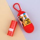 Контейнер с пакетами для уборки за собаками «Пример для всех» (рулон 15 шт)